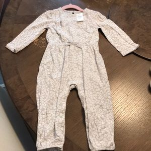 NWT 18-24 month jumpsuit